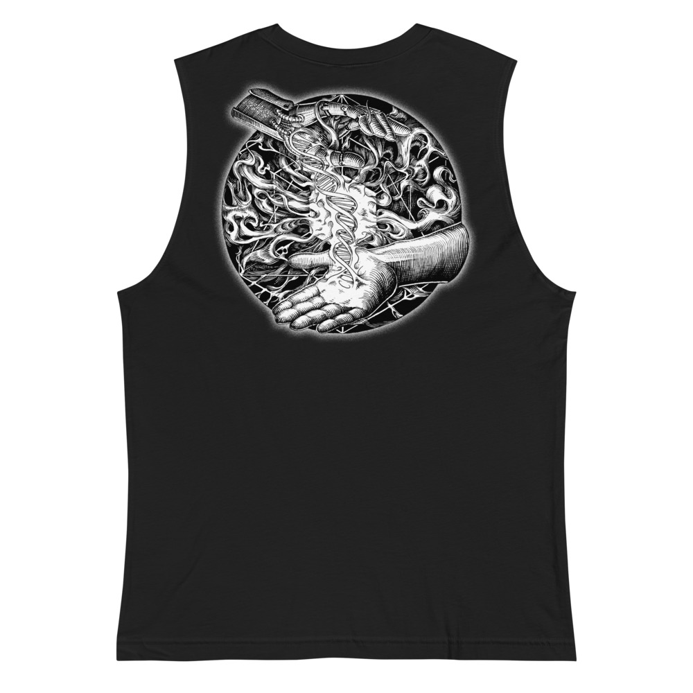 IOTA of Mankind Muscle Shirt