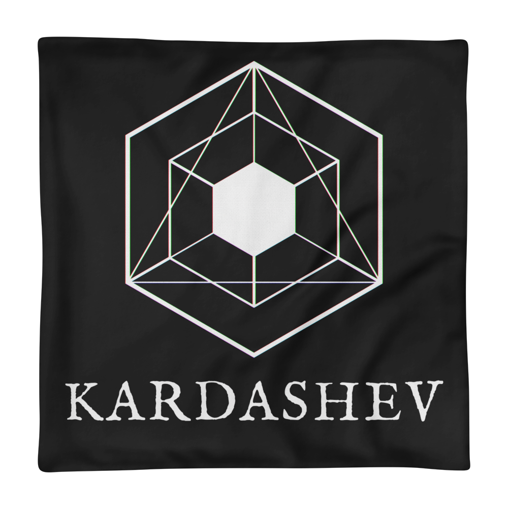 Kardashev Premium Pillow Case