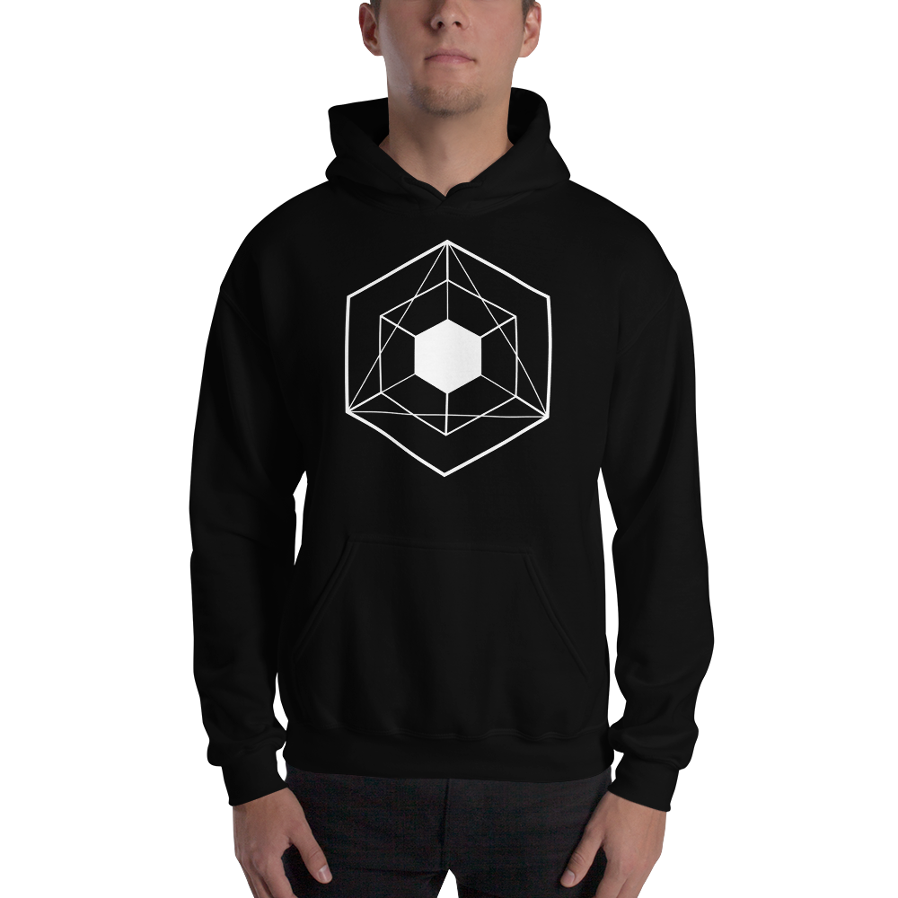 The Last Cosmonaut Hooded Sweatshirt